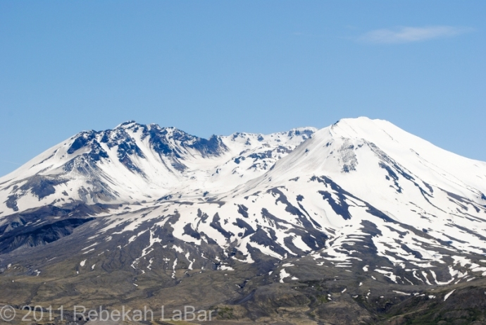 One of the greatest challenges a forecaster may face is predicting winter weather, especially when and how much it will snow. Mt St Helens, Washington
