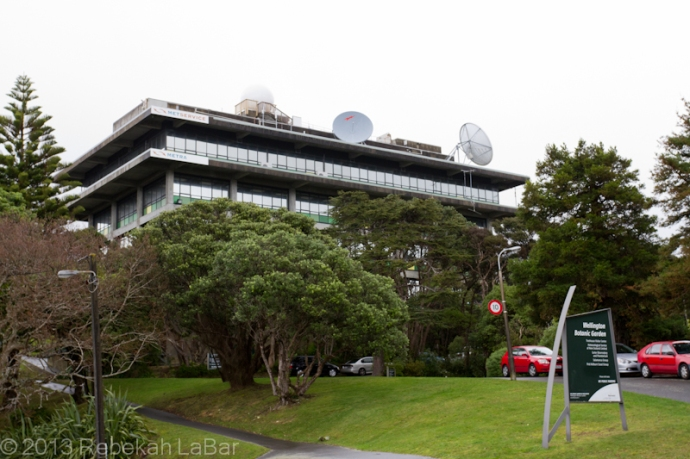 MetService, where I'll be working